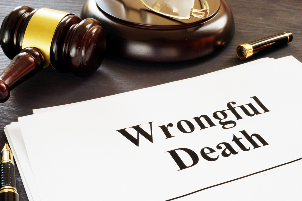 wrongful death compensation